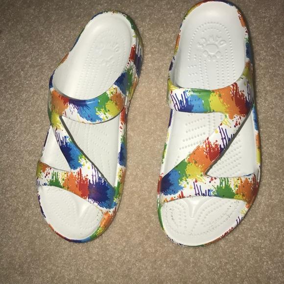 fa5cda1b4de2 Dawgs Shoes - USA DAWGS Loudmouth z Women s Sandals